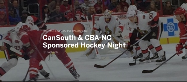 CanSouth-CBANC Hockey Night