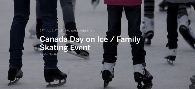 Canada Day on Ice