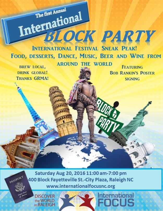 if 2016  block party