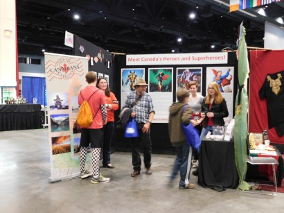 2017 Canada Booth (702)