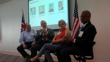 Panelists (Photo: CRocheleau)